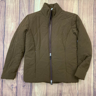 Jacket Outdoor By Jockey  Size: S - BRAND: JOCKEY STYLE: JACKET OUTDOOR COLOR: BROWN SIZE: S SKU: 257-257100-450