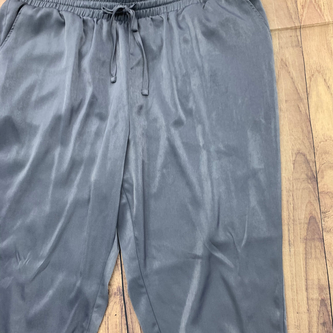 Pants By Anybody  Size: 1x - BRAND:    ANYBODY<BR>STYLE: PANTS <BR>COLOR: GREY <BR>SIZE: 1X <BR>OTHER INFO: ANYBODY - <BR>SKU: 257-25748-6441