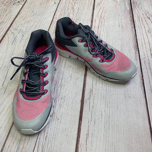 Shoes Athletic By Fila  Size: 7 - BRAND: FILA STYLE: SHOES ATHLETIC COLOR: PINKGRAY SIZE: 7 SKU: 257-25748-4502