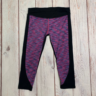 Athletic Capris By Fabletics  Size: Xs - BRAND: FABLETICS STYLE: ATHLETIC CAPRIS COLOR: PINKBLACK SIZE: XS SKU: 257-25748-4917