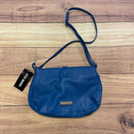 Photo #1 - BRAND: STEVE MADDEN <BR>STYLE: HANDBAG <BR>COLOR: BLUE <BR>SIZE: MEDIUM <BR>SKU: 257-25748-6468