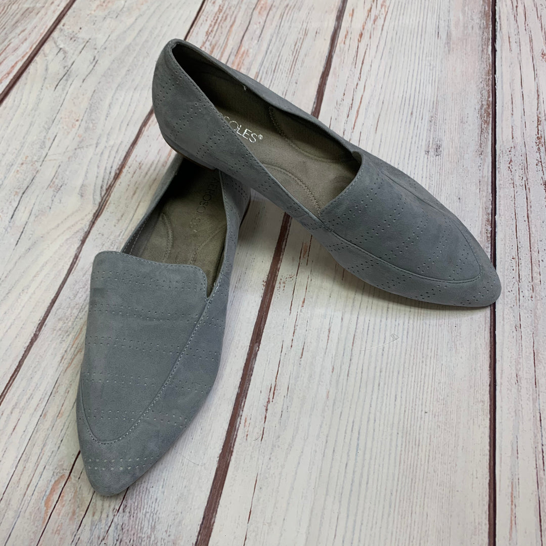 Primary Photo - BRAND: AEROSOLES <BR>STYLE: SHOES FLATS <BR>COLOR: SLATE BLUE <BR>SIZE: 8.5 <BR>SKU: 257-257194-323