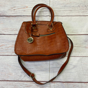 Primary Photo - BRAND: LONDON FOG STYLE: HANDBAG COLOR: BROWN SIZE: MEDIUM SKU: 257-25797-317