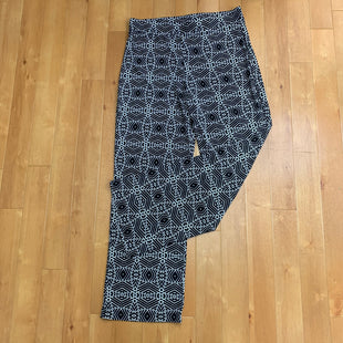 Primary Photo - BRAND: VINCE CAMUTO STYLE: PANTS COLOR: PRINT SIZE: S OTHER INFO: BLACK & FRACTAL PRINT SKU: 257-257180-304