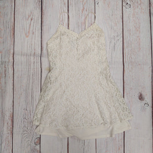 Primary Photo - BRAND: XXI STYLE: DRESS LONG SLEEVELESS COLOR: CREAM SIZE: S OTHER INFO: NEW! SKU: 257-257195-77