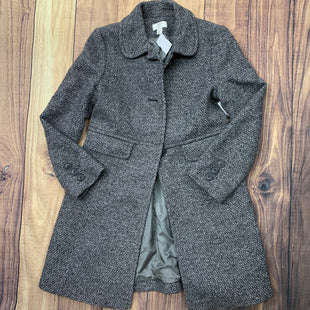 Primary Photo - BRAND: ANN TAYLOR STYLE: COAT LONG COLOR: GREY SIZE: S SKU: 257-257183-780