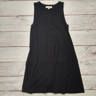 Primary Photo - BRAND: LOFT STYLE: DRESS SHORT SLEEVELESS COLOR: BLACK SIZE: L SKU: 257-257100-1982