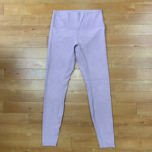 Primary Photo - BRAND: LULULEMON STYLE: ATHLETIC PANTS COLOR: PINK SIZE: 8 SKU: 257-25748-4129