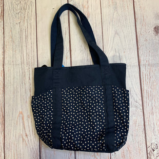 Primary Photo - BRAND: THIRTY ONE STYLE: TOTE COLOR: POLKADOT SIZE: LARGE OTHER INFO: NEW/BLUE WHITE SKU: 257-25748-6305