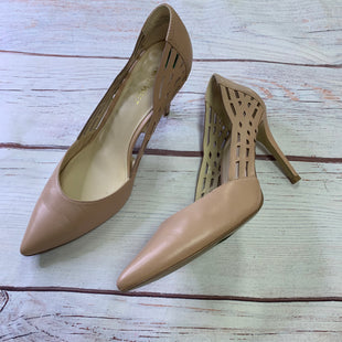 Primary Photo - BRAND: NINE WEST STYLE: SHOES HIGH HEEL COLOR: NUDE SIZE: 7.5 SKU: 257-25750-1222
