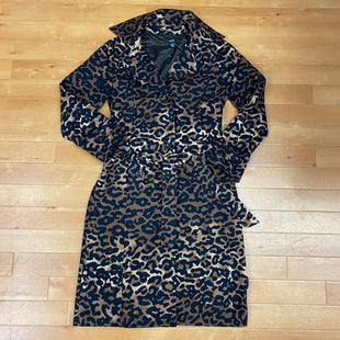 Primary Photo - BRAND: ALFANI STYLE: COAT LONG COLOR: ANIMAL PRINT SIZE: S SKU: 257-25748-5174