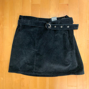 Primary Photo - BRAND: PRIMARK STYLE: SKIRT COLOR: BLACK SIZE: 16 OTHER INFO: NEW! CORDUROY W/BELT SKU: 257-257183-643