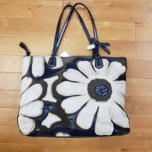 Primary Photo - BRAND: COACH STYLE: HANDBAG DESIGNER COLOR: FLORAL SIZE: LARGE OTHER INFO: COACH POPPY ELEVATED HANDBAG/SLIGHT SCUFFING FREY SKU: 257-257183-529