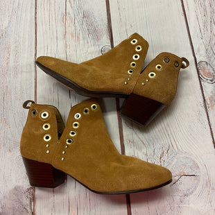 Primary Photo - BRAND: SAM EDELMAN STYLE: BOOTS ANKLE COLOR: BROWN SIZE: 6 SKU: 257-257194-817