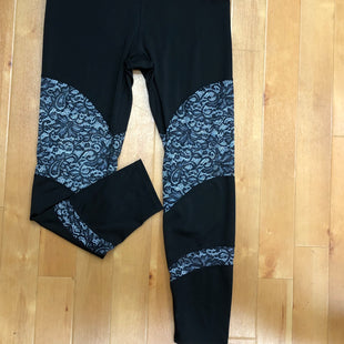 Primary Photo - BRAND: NANETTE LEPORE STYLE: ATHLETIC CAPRIS COLOR: BLACK SIZE: M OTHER INFO: BLACK/WHITE LACE TRIMS SKU: 257-25786-5346