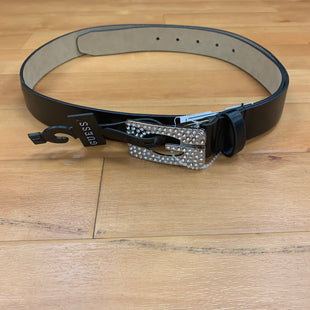 Primary Photo - BRAND: GUESS STYLE: BELT COLOR: BLACK SIZE: XL OTHER INFO: G SKU: 257-257176-65