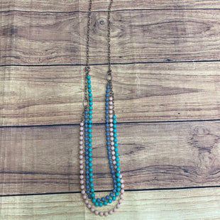 Primary Photo - BRAND:    CLOTHES MENTOR STYLE: NECKLACE COLOR: MULTI OTHER INFO: MINT/PINK/BLUE/ LAYE SKU: 178-178114-11739