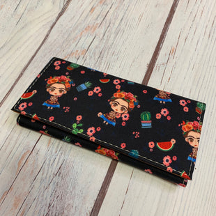 Primary Photo - BRAND:  N/ASTYLE: WALLET COLOR: MULTI SIZE: MEDIUM OTHER INFO: FRIDA :) SKU: 257-257100-1042