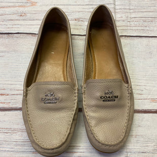 Primary Photo - BRAND: COACH STYLE: SHOES FLATS COLOR: GREY SIZE: 6.5 SKU: 257-257194-1531