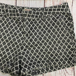 Photo #1 - BRAND: GAP <BR>STYLE: SHORTS <BR>COLOR: BLACK WHITE <BR>SIZE: 16 <BR>SKU: 257-257194-1604