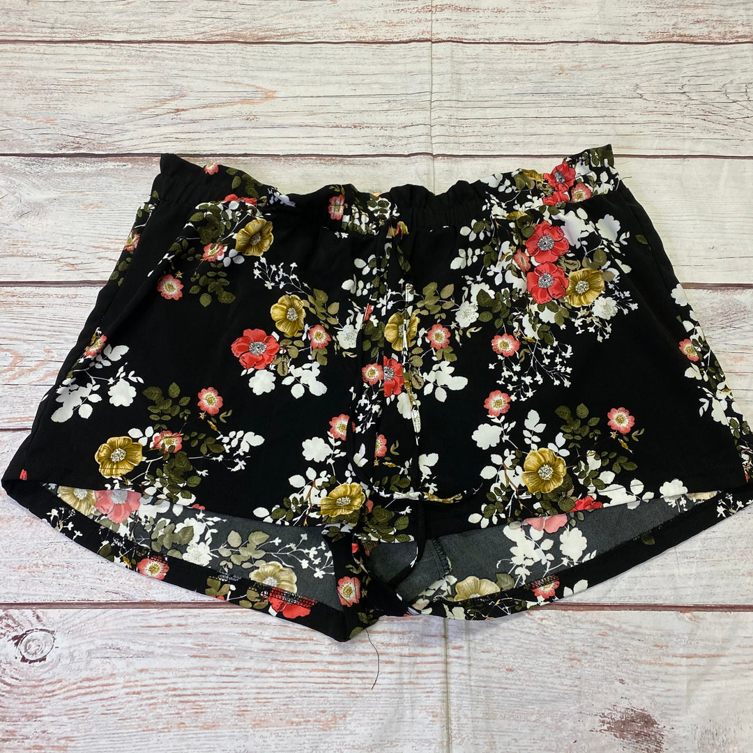 Primary Photo - BRAND: LIKE AN ANGEL<BR>STYLE: SKORT <BR>COLOR: FLORAL <BR>SIZE: 3X <BR>OTHER INFO: LIKE AN ANGEL - <BR>SKU: 257-25774-16612