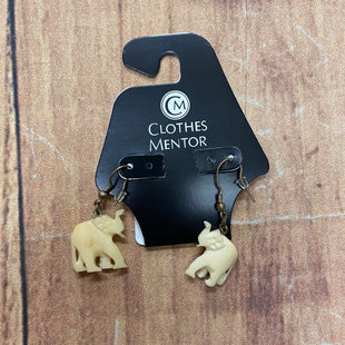 Primary Photo - BRAND:    CLOTHES MENTOR STYLE: EARRINGS OTHER INFO: ELEPHANTS SKU: 257-25797-1788