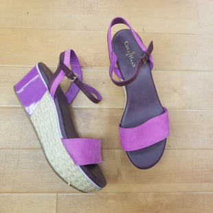 Primary Photo - BRAND: COLE-HAAN STYLE: SANDALS HIGH COLOR: MULTI SIZE: 6 OTHER INFO: FUSCHIA/PURPLE/TAN SKU: 257-25786-2662