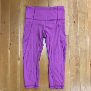Primary Photo - BRAND: ATHLETA STYLE: ATHLETIC CAPRIS COLOR: PINK SIZE: XS SKU: 257-257180-1290