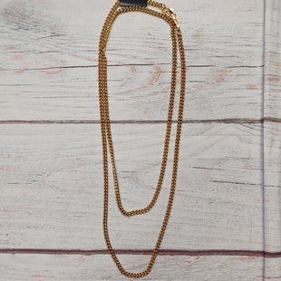 Primary Photo - BRAND:    CLOTHES MENTOR STYLE: NECKLACE COLOR: GOLD OTHER INFO: GOLD CHAIN SKU: 257-257194-2287
