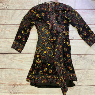Primary Photo - BRAND: RACHEL ROY STYLE: DRESS SHORT LONG SLEEVE COLOR: BLACK SIZE: S OTHER INFO: BLACK FLORAL SKU: 257-25797-755
