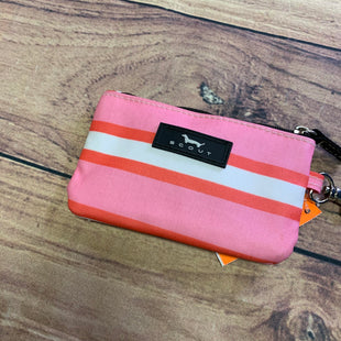 Primary Photo - BRAND:   SCOUTSTYLE: WALLET COLOR: PINK SIZE: SMALL OTHER INFO: SCOUT - RED AND WHITE STRIPES SKU: 257-257103-546