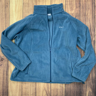 Primary Photo - BRAND: COLUMBIA STYLE: FLEECE COLOR: BLUE SIZE: 2X SKU: 257-257100-639