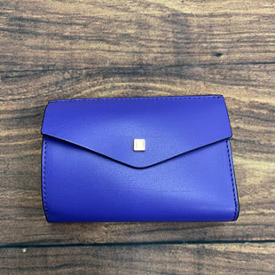 Primary Photo - BRAND: LODIS STYLE: WALLET COLOR: PURPLE SIZE: MEDIUM OTHER INFO: GENUINE LEATHER TRIFOLD SNAP SKU: 257-25786-5715