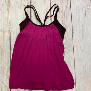 Primary Photo - BRAND: ATHLETA STYLE: ATHLETIC TANK TOP COLOR: PINK SIZE: M SKU: 257-25748-7014