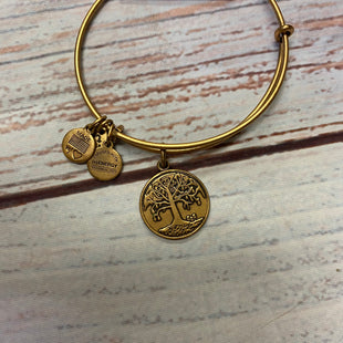 Primary Photo - BRAND: ALEX AND ANI STYLE: BRACELET COLOR: GOLD OTHER INFO: TREE OF LIFE SKU: 257-25748-7528