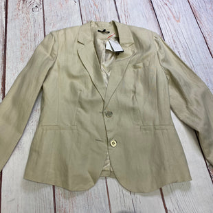 Primary Photo - BRAND: PREMISE STUDIO STYLE: BLAZER JACKET COLOR: TAN SIZE: M OTHER INFO: NEW! SIZE 10 SKU: 257-25786-4282