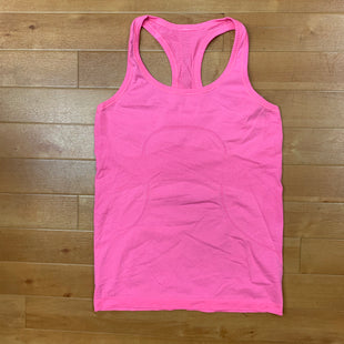 Primary Photo - BRAND: LULULEMON STYLE: ATHLETIC TANK TOP COLOR: PINK SIZE: M SKU: 257-257183-1725
