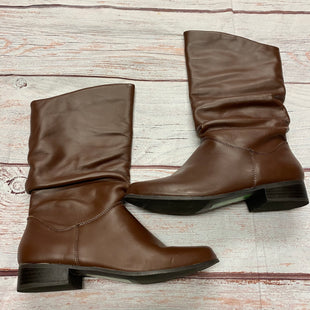 Primary Photo - BRAND:    CLOTHES MENTOR STYLE: BOOTS KNEE COLOR: BROWN SIZE: 8.5 SKU: 257-25748-8165