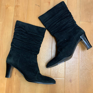 Primary Photo - BRAND: WORTHINGTON STYLE: BOOTS ANKLE COLOR: BLACK SIZE: 8.5 SKU: 217-217104-25485