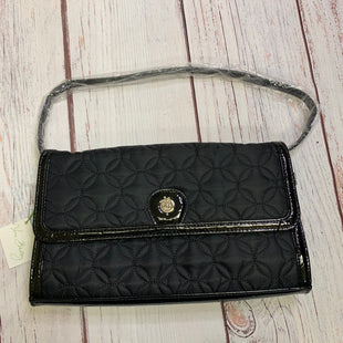 Primary Photo - BRAND: VERA BRADLEY STYLE: HANDBAG COLOR: BLACK SIZE: MEDIUM SKU: 257-257194-384