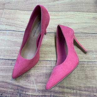 Primary Photo - BRAND: CHRISTIAN SIRIANO STYLE: SHOES HIGH HEEL COLOR: PINK SIZE: 9 SKU: 257-257194-721
