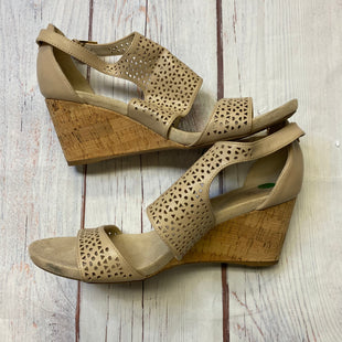 Primary Photo - BRAND: JONES NEW YORK STYLE: SHOES HIGH HEEL COLOR: TAN SIZE: 11 SKU: 217-217153-3578