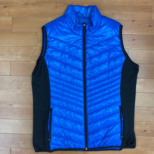 Primary Photo - BRAND: XERSION STYLE: VEST DOWN COLOR: BLUE SIZE: 1X SKU: 257-257194-461
