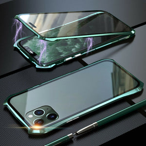 IPhone - Magnetic Double Side Case