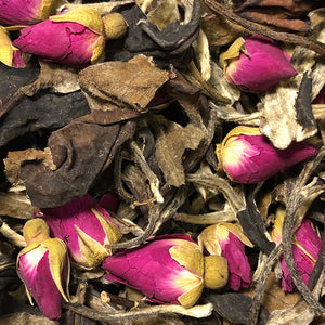 Kuan Yin (Wild Red Rose / Moonlight White Pu'erh)