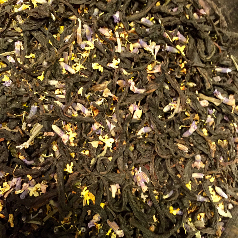 Folsom Prison (English Breakfast - Osmanthus - Lavender)