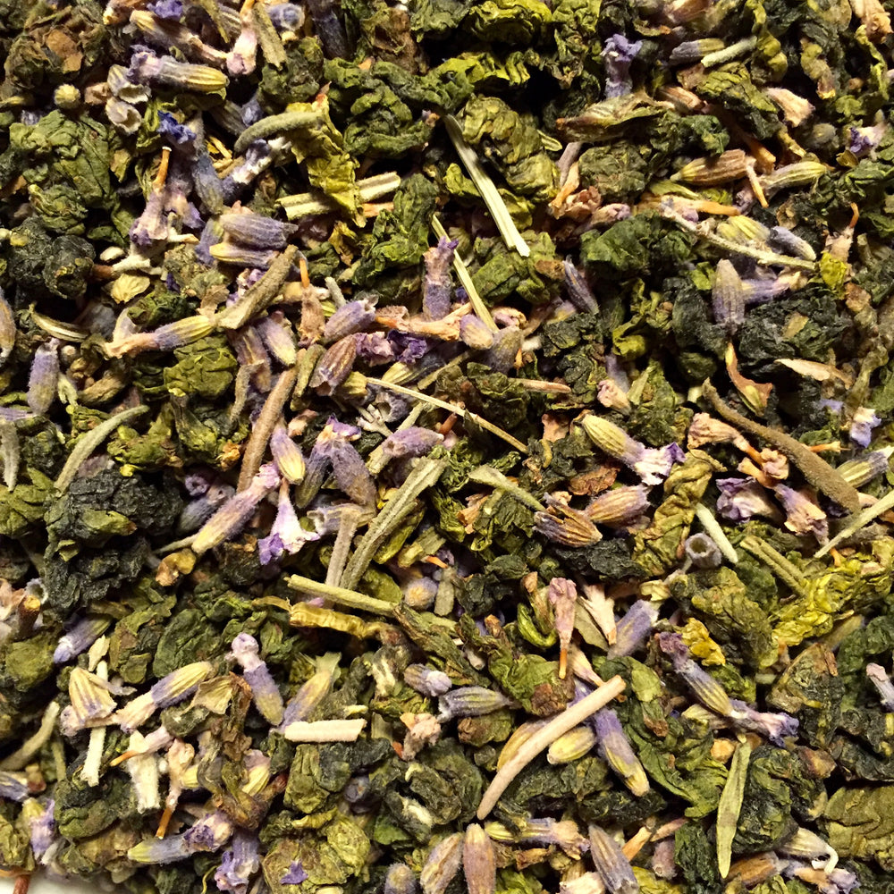 Load image into Gallery viewer, Gratitude Blend (Tie Guan Yin / Lavender)