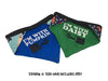 "Daring duo ""I'm with"" personalized bandanas"