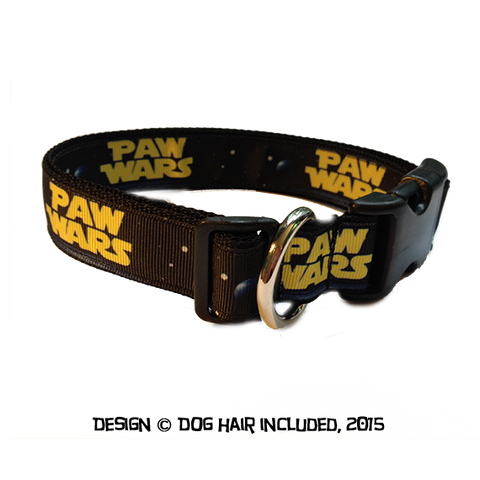 Paw Wars clip collar