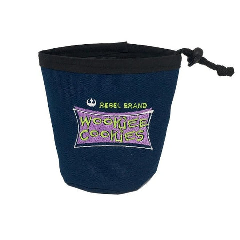 Wookiee Cookies - Treat pouch and water bowl
